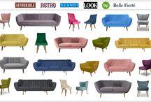 Scandi Retro Furniture