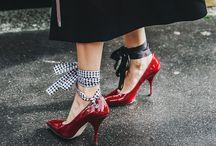 Fashion week steals / Fashion week in Paris, New York , Milan , London