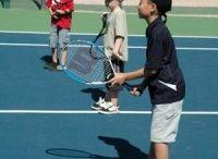 Kid tennis drills