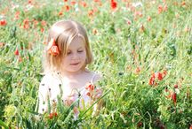 Location Family Portraits - Poppy Fields / Some of my favourite location shoots.