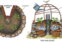 Keyhole Gardens, Composting / by ThreeOldKeys Laurie C
