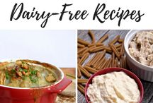Dairy-Free Recipes / Simple Whole Food Dairy-Free Recipes.