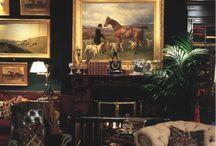 The gentlemens Room. / by Glen Baird