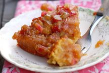 Recipes: My Sweet Tooth / by Peggy Pettis