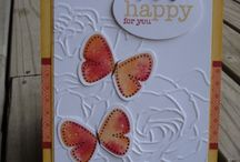 Stampin up ideas etc / Stampin up ideas & cards etc......