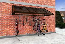 Parkinglot for bicycles