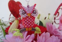 DIY Bead Animals / Flowers