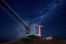 Giant Ground Observatories