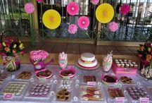 buffet de cumpleaños