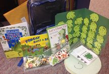 Library Literacy Bags Available for Checkout
