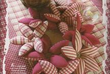 Stelle di Natale fatte a mano