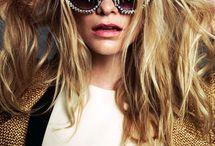 Bizarre sunglasses - Gafas de sol extravagantes