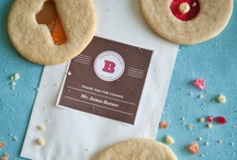 Roundup Post: Edible Seating Cards