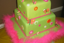 Cakes and other birthday/celebration ideas / by Caroline Couture