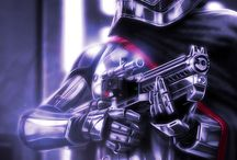 star wars / phasma