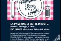 Spaghetti Racer Night / Spaghetti Racer Night 24 maggio Ca Biana Milano