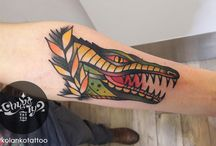 Kolanko Tattoo / Chyba Ty Tattoo, Katowie, Poland @kolankotattoo