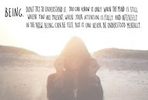 Quotes / by Carolina Collins