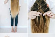 hair style for school