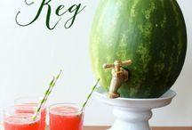 Vandmeloner!!!