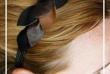 headband et barrette