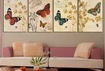 Cuadros decorativos para dormotorios