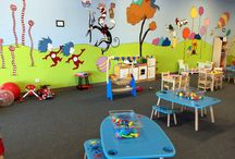 Childrens activity space