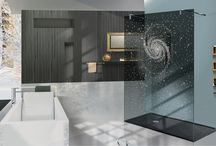 LUXURY COLLECTION / Luxury shower enclosures, available also customized with certified Swarovski Elements