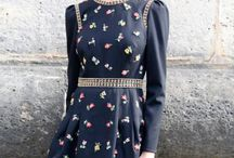 Dresses, always dresses