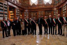Riunione dei Sindaci con il Sindaco Enzo Bianco e il Ministro Franceschini