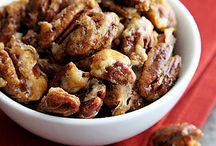 nuts / by Donna Allen