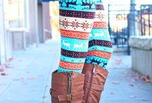 I love leggings / by April Rodriguez