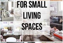 small spaces decoration
