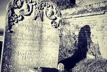 Agatha Christine's tombstone  / Agatha Christine's  tombstone