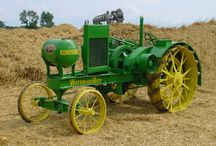 Tractors / by Marg Jackson