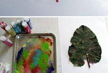CR  pintura criação em tecido