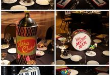 Broadway Themed Mitzvah