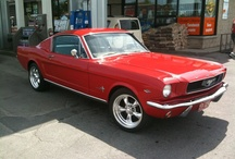 Ford Mustang Modification