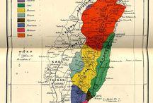 Maps - Taiwan / Maps about Taiwan.