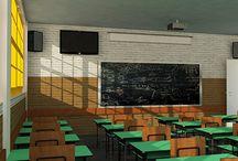 Intervenção para a escola Herbert de Souza - Santana do Paraíso, MG / Projeto autoral produzido em parceria com Marcio do Carmo Abreu
