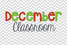 December Classroom