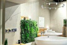 Moderna badrum