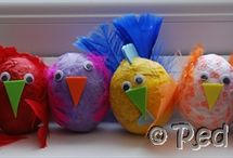 Kids crafts - Spring/easter