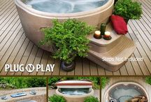 Small Hot Tub Spaces