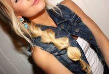 Hair,naiks, makeup / by Kristen Campbell