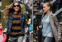 SARAH  JESSICA PARKER / Musa inspiradora¡! Icono de la moda....