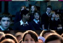HP / All things Harry Potter / by Alyson Foster