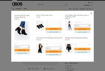 Inspiration | Shop The Look / The Shop The Look tool is to help up-sell products and the easier it is use the more likely your customers are to add items to their basket.