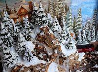 decorazioni neve