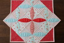 Table Toppers and Mug Rugs / by Penny Hinch